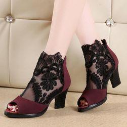 Dámské boty na podpatku Hollie