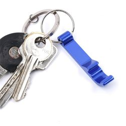 Praktický otvírák na lahve na klíče - 5 barev