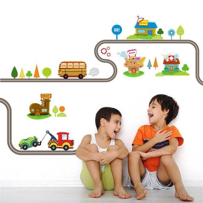 Dečija nalepncia za zid DSN04 1