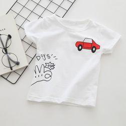 Тениска за момчета Dotty