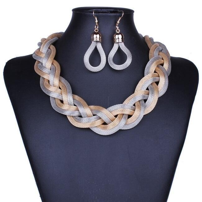 Komplet biżuterii AS162 1