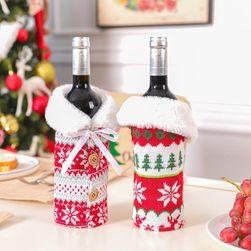 Świąteczne etui na butelkę TF1455