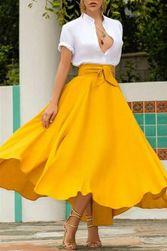 Dugačka suknja Yvonne