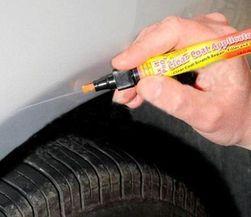 Fix It Pro - acoperă zgârieturile vopselei auto