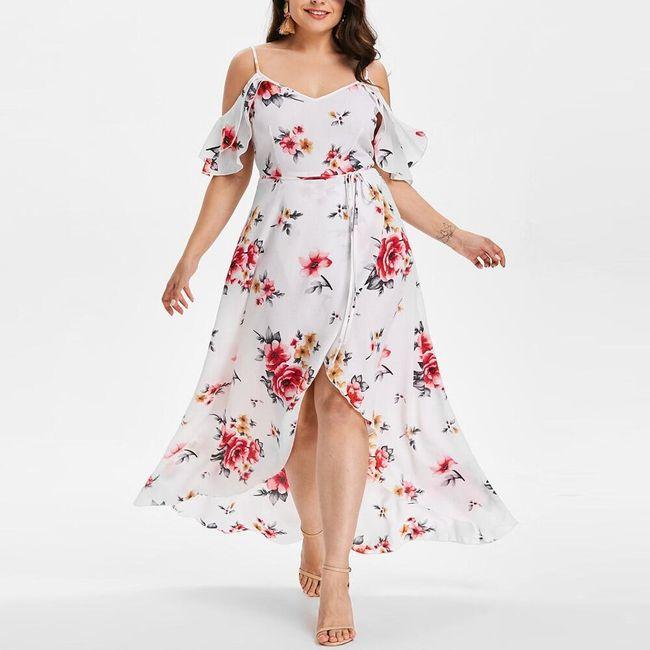 Dámské plus size šaty TF6873 1