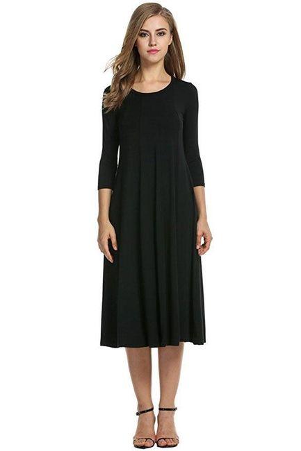 Женское платье DS13 1