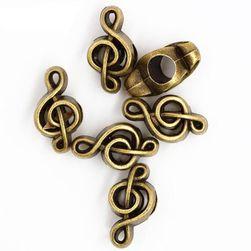 Koraliki - klucz wiolinowy