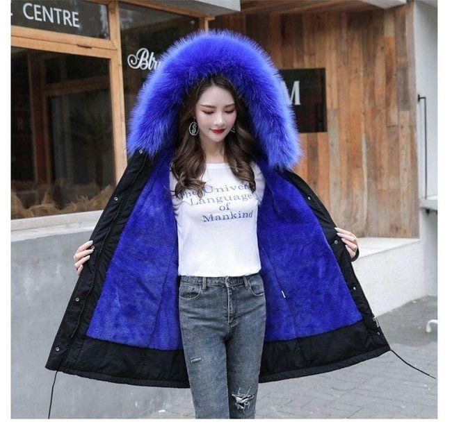 Női téli kabát Ronndy 1