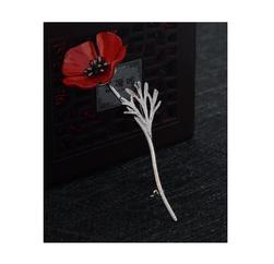 Dámská brož Poppy
