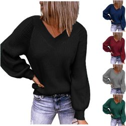 Damski sweter długi rękaw  BR_CZFZ00705
