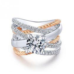 Женское кольцо DP61