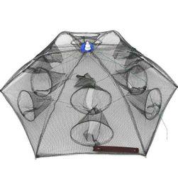 Sklopiva šesterokutna mreža za ribe