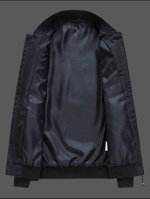Férfi tavaszi kabát Alfie
