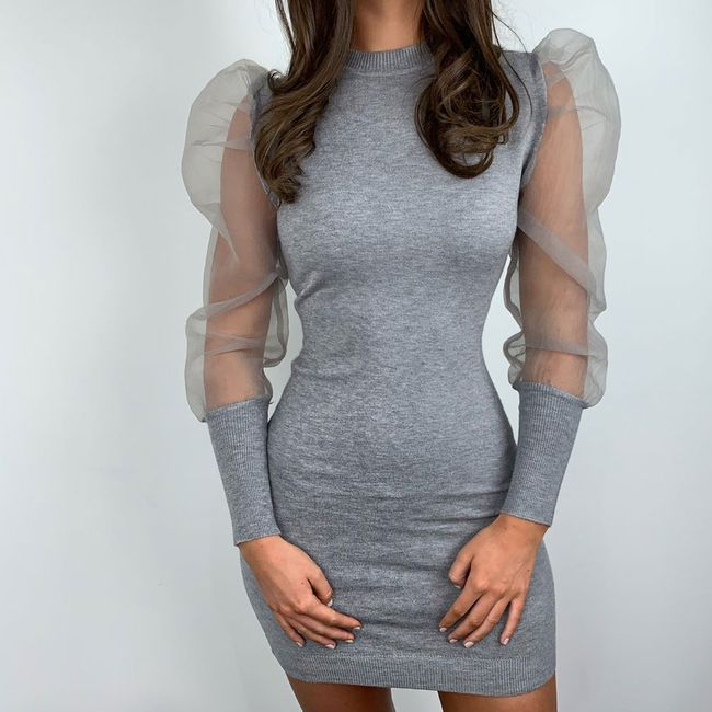 Dámské mini šaty TF6881 1