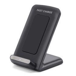 Rychlá bezdrátová nabíječka pro mobilní telefony samsung