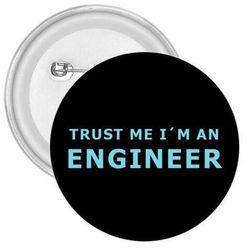 Przypinka Engineer