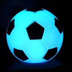 Mała lampka LED w kształcie piłki nożnej