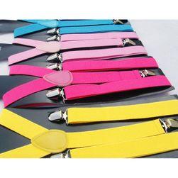 Unisex kšandy v různých barvách