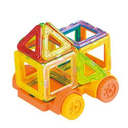 Magnetická stavebnice pro děti