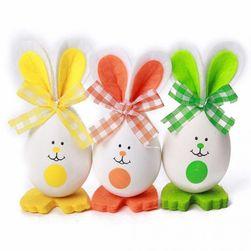 Dekoracyjne wielkanocne  jajka - 3 sztuki