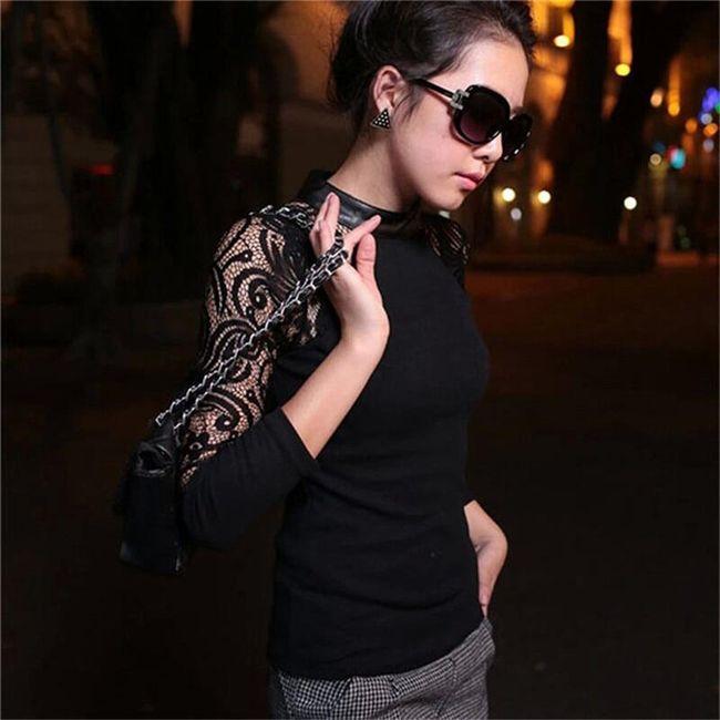 Ženska majica dugih rukava Xiomara 1