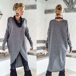 Hosszú női pulóver Angelle