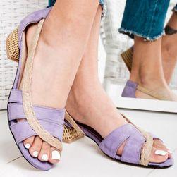 Sandale cu toc pentru femei Cessilia