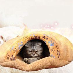 Домик-норка для кошки