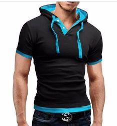 Muška modna majica sa kapuljačom