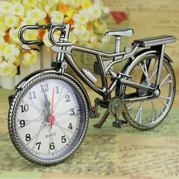 Budzik w stylu retro roweru