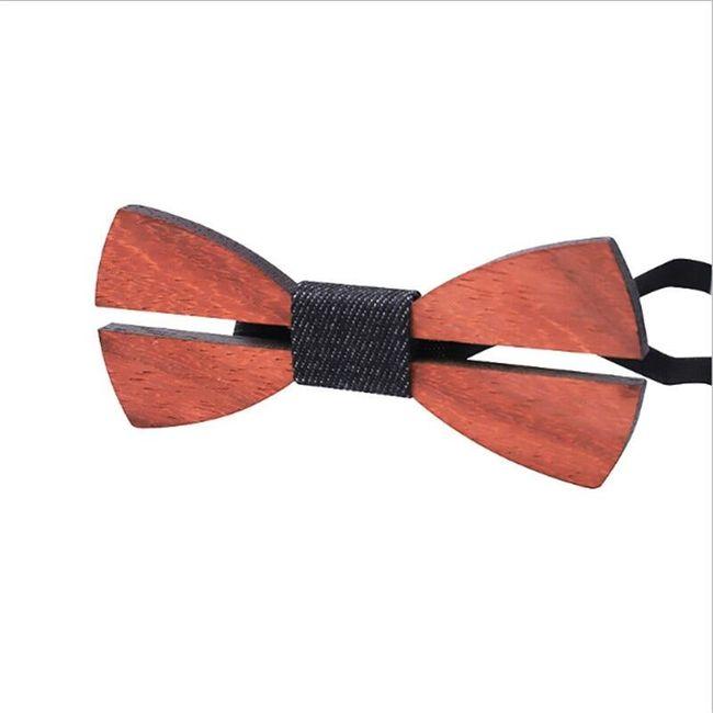 Fa csokornyakkendő DM5789