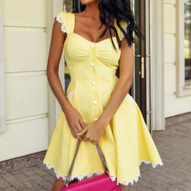 Damska sukienka TF9348 1