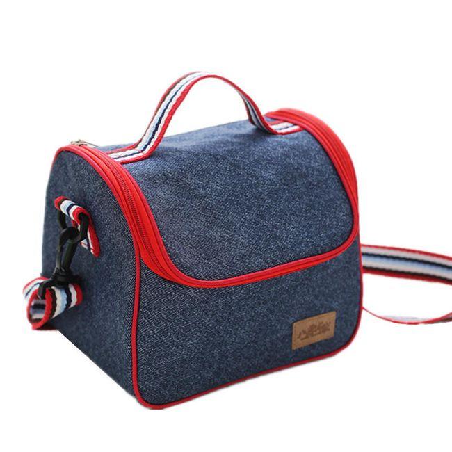 Pikniková termo taška - 10 variant 1