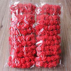 Pěnové růže - 144 ks