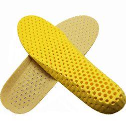 Piankowe wkładki do butów dla wygodnego chodzenia - 1 para
