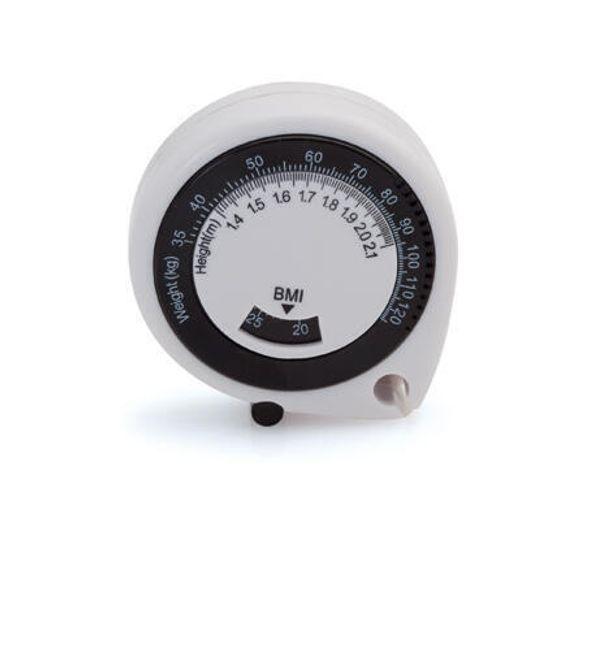 Miernik do mierzenia wymiarów ciała z kalkulatorem BMI 1