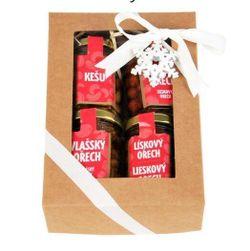 Vánoční potěšení - Oříšky v medu
