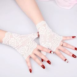 Женские кружевные перчатки Esther