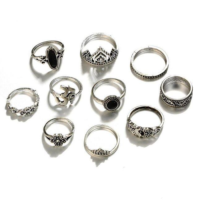 Set de inele Ida 1