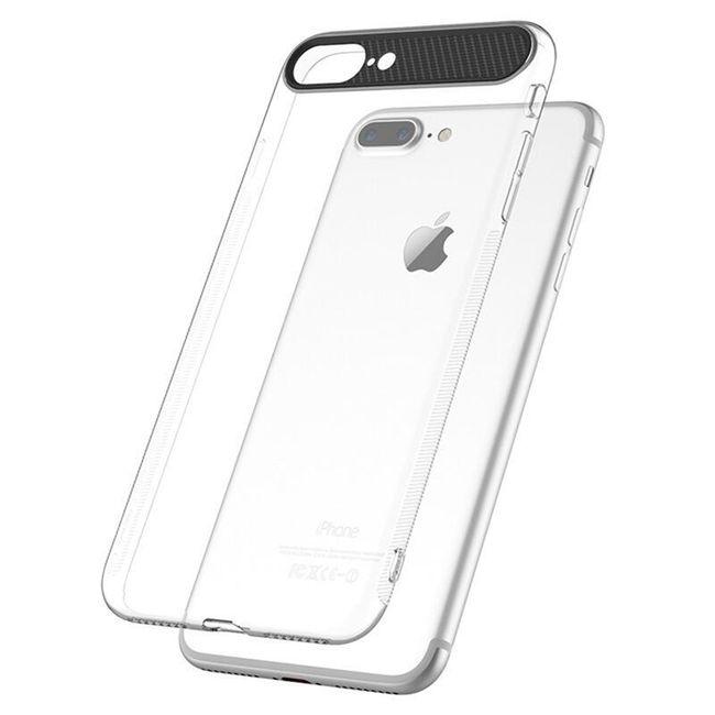 Zadní kryt protiskluzový pro iPhone 7 - 2 barvy 1