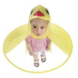 Pláštěnka pro děti - kachna