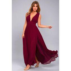 Bohémské šaty se širokými ramínky - 16 variant