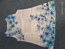 Letní šaty Georgette