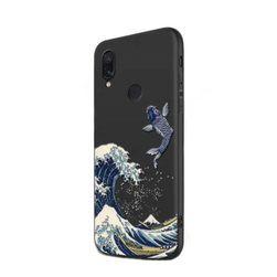 Чехол для телефона Xiaomi Redmi Note 7 Kanagawa