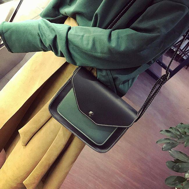 Vintage crossbody kézitáska - 4 színben