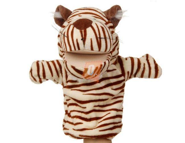 Marionetă din pluș - Tigru 25cm 1