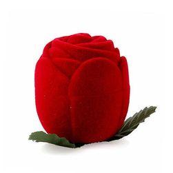 Krabička na prsten - růže