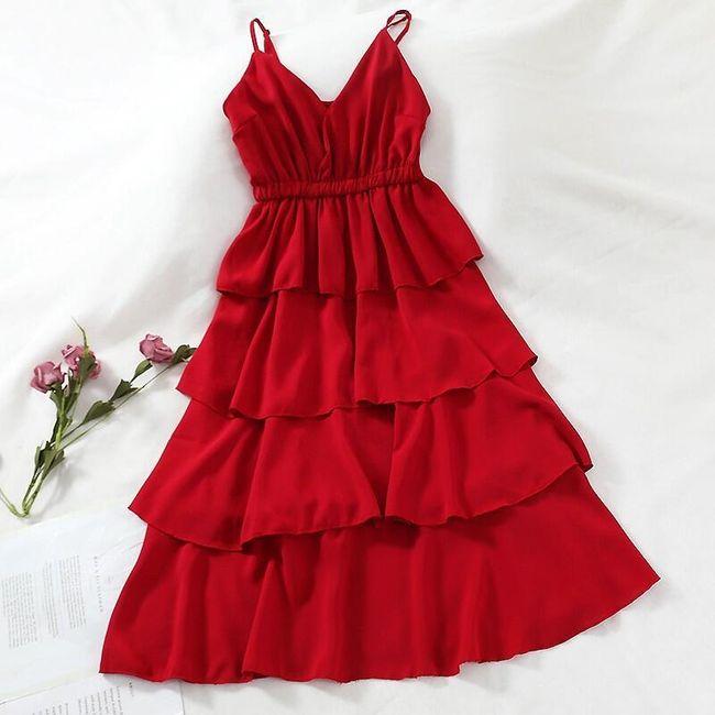 Дамска рокля без ръкави Devaney 1