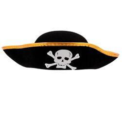 Gusarski šešir sa lobanjom
