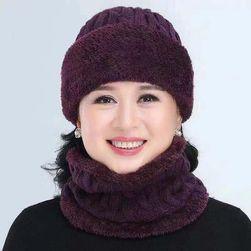 Bayan boyunluklu şapkası WC240